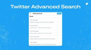 Read more about the article Twitter's new advanced search filters help users find COVID resources faster