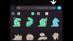 Read more about the article WhatsApp could soon add an option for Sticker suggestions: Report