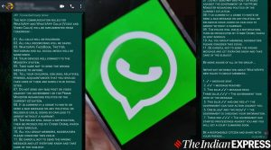 Read more about the article Three red ticks on WhatsApp? No, government is not recording your messages, calls
