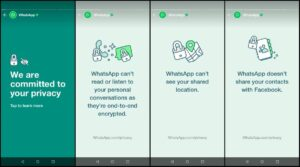 Read more about the article WhatsApp now using Status updates to clear air on new privacy policy