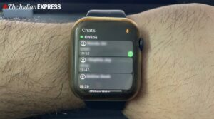 Read more about the article This app lets you use WhatsApp on your Apple Watch