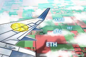 Read more about the article Top 5 cryptocurrencies to watch this week: BTC, ETH, VET, XMR, FTT