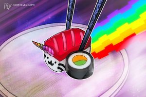 Read more about the article SushiSwap leads DEX token gains as SUSHI price rises by 23% in 24 hours