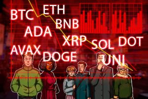 Read more about the article BTC, ETH, ADA, BNB, XRP, SOL, DOT, DOGE, UNI, AVAX