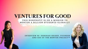 Read more about the article This Nonprofit Is On A Mission To Mentor A Billion Students Globally