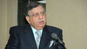 Read more about the article Pakistani officials may be sent to Afghanistan to assist in various affairs: Shaukat Tarin