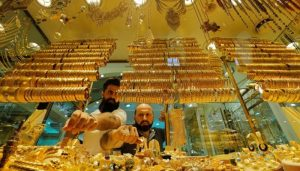Read more about the article Gold price in Pakistan rises by Rs400 per tola