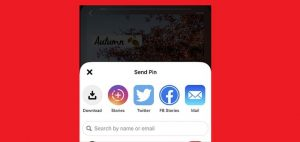 Read more about the article Pinterest Tests Idea Pin Sharing Direct to Facebook and Instagram Stories