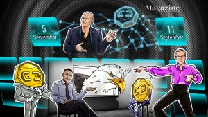 Read more about the article El Salvador buys the dip as Bitcoin Law goes live, 101 Bored Ape NFTs sold for $24M, Ukraine passes crypto legislation: Hodler's Digest, Sept. 5-11