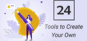 Read more about the article 24 Infographic Design Tools to Help You Create Your Own Infographics [Infographic]