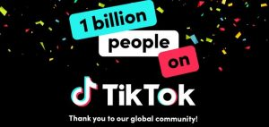Read more about the article TikTok Reaches a Billion Active Users, the Latest Milestone for the App