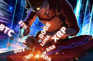 Read more about the article Price analysis 10/18: BTC, ETH, BNB, ADA, XRP, SOL, DOT, DOGE, LUNA, UNI