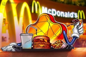 Read more about the article McDonald's China to give away 188 NFTs on 31st anniversary