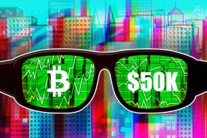 Read more about the article Bitcoin taps $50K for first time in one month amid heavy BTC price volatility