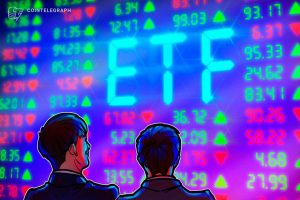 Read more about the article ProShares Bitcoin-linked ETF launches on NYSE as BTC price rises above $63K