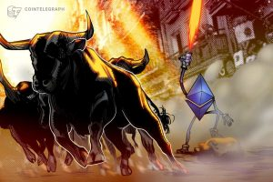 Read more about the article Ethereum price hits $3,800, boosting bulls' control in Friday's ETH options expiry