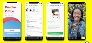 Read more about the article Snapchat Launches New Program to Help Young People Become Political Candidates