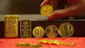 Read more about the article Gold price in Pakistan drops by Rs100 per tola