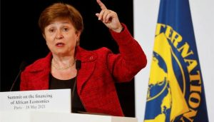 Read more about the article IMF reaffirms 'full confidence' in Kristalina Georgieva