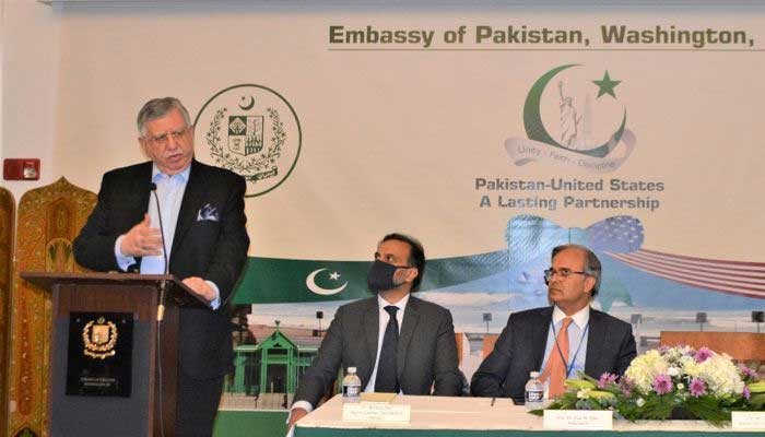 Read more about the article IMF to validate data shared by Pakistan, says Shaukat Tarin