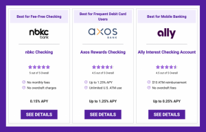 Read more about the article 9 Best Online Checking Accounts of 2021