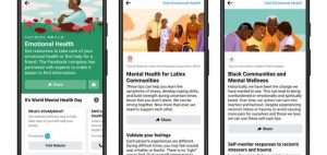 Read more about the article Facebook Adds New Assistance and Awareness Resources for World Mental Health Day
