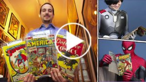 Read more about the article Here's How to Get Started With Comic Book Investing